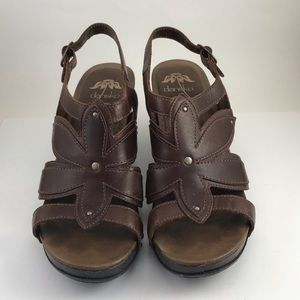 Dansko Nina Sandals -So comfortable- like new!